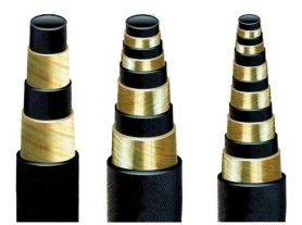 奥凯金属介绍胶管钢丝在使用中不当的因素